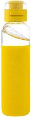 Soma 17-Ounce Sport Cap Glass Bottle