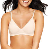 Hanes Ultimate Comfy Support Comfortflex Fit Wireless T-Shirt Unlined Full Coverage Bra-Hu11