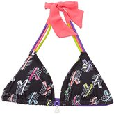 Bananamoon Banana Moon Girl's Triangle Fully Printed Bikini - - 30B