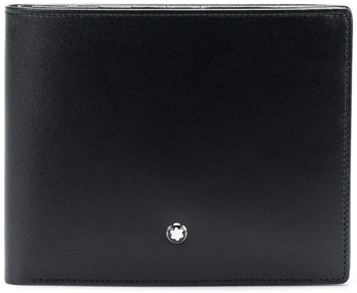 Montblanc cardholder coin pocket wallet