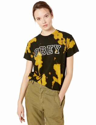 Obey womens GIG T-Shirt