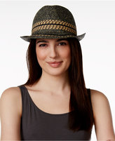 Collection XIIX Tweeded Tribal Fedora