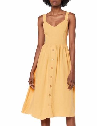 New Look Women's Bermuda Button Dress