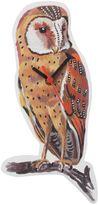 Domestic Chouette Owl Wall Clock
