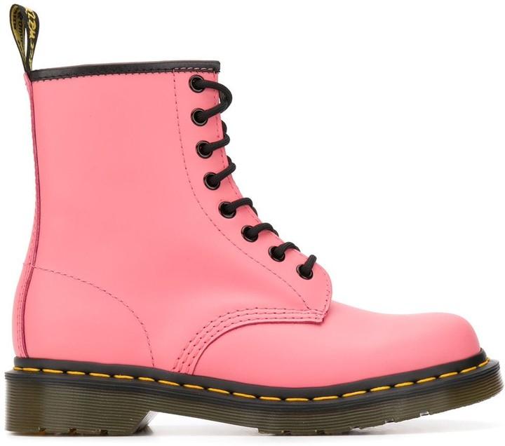 Dr. Martens Pink Women's Shoes | Shop