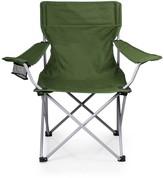 Picnic Time 'PTZ' Camp Chair - Khaki Green