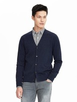 Banana Republic Silk Cotton Cashmere Cardigan