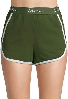 Calvin Klein Cotton Sleep Shorts