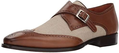 Mezlan Men's Wien Monk-Strap Loafer