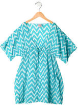 Milly Minis Girls' Patterned Dress