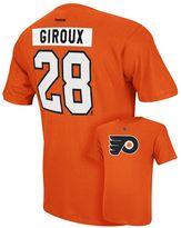 Reebok Men's Philadelphia Flyers Claude Giroux Player Tee