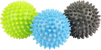Equipment Yoga Mad Yoga-Mad Spikey Massage Ball, Set of 3