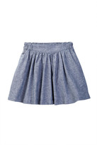 Tea Collection Citizen Chambray Skirt (Toddler, Little Girls, & Big Girls)