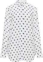 Mat Plus Size Star print shirt