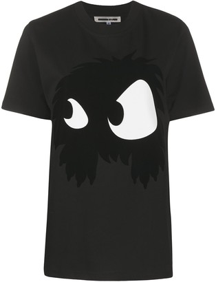 McQ Swallow graphic print T-shirt