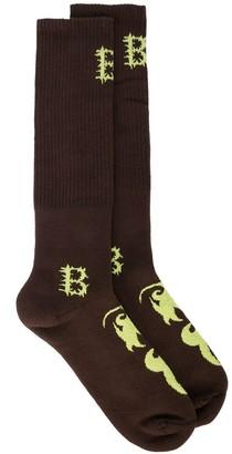 Barbara Bologna Tribal Logo Socks