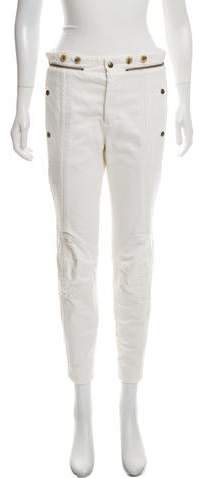 Chloé Mid-Rise Skinny Jeans w/ Tags