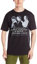 Liquid Blue Men's Three Stooges Dewey Cheatem and Howe T-Shirt