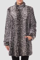 Joseph Ribkoff Faux Fur Coat