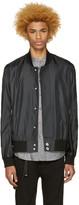 Public School Black Hargreaves Bomber Jacket