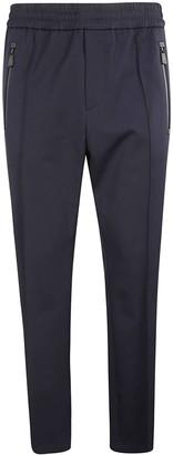 MONCLER GRENOBLE Side Zip Pocket Trousers