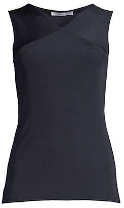 HUGO BOSS Egela Lightweight Jersey Rib Top