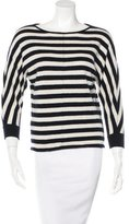 Tory Burch Cashmere Striped Sweater