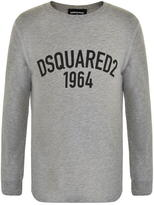 DSQUARED2 Children Boys Basic Long Sleeved T Shirt