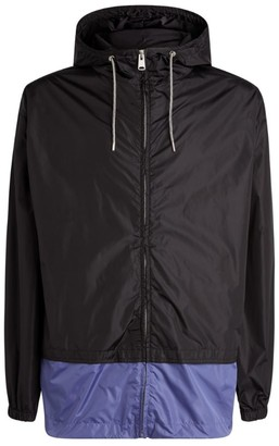Marni Contrast Windbreaker Jacket