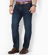 Polo Ralph Lauren Hampton Straight-Fit Lightweight Morris Wash Jeans