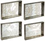 A&B Home Decorative Trays - Set of 4