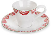 Portmeirion 2-Pc Christmas Star Espresso Set