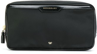 Anya Hindmarch Suncreams Travel Pouch