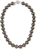 "Majorica 14mm Tahitian Simulated Pearl Necklace, 18"""