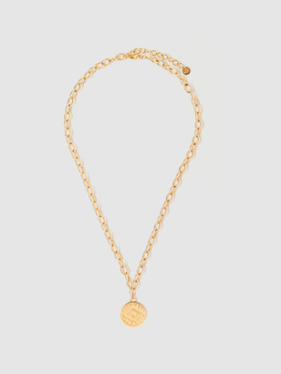 Tess + Tricia Large Eye Charm Necklace