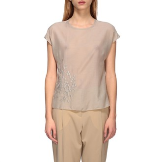 Alysi Top With Embroidery