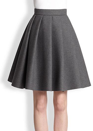J.W.Anderson Ten-Pleat Skirt