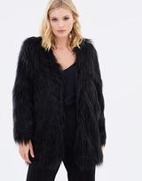 Portofino Fur Coat