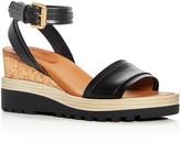 See by Chloe Robin Ankle Strap Platform Wedge Sandals