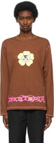 Thumbnail for your product : Marc Jacobs Brown Heaven by 'Dystopia' Long Sleeve T-Shirt