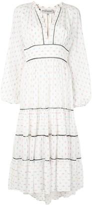Lug Von Siga Ellie embroidered dress
