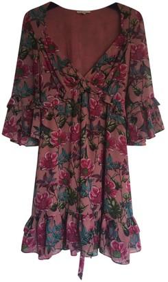 For Love & Lemons Multicolour Polyester Dresses