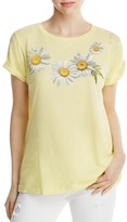 Wildfox Couture Daisy Graphic Tee