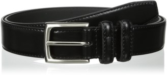 Alexander Julian Men's Big-Tall Double Loop Dress Belt