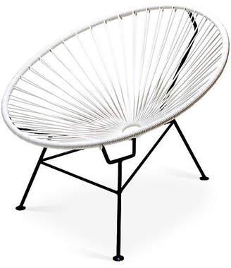 Mexa Sayulita Lounge Chair - White