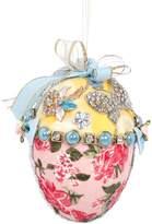 Mark Roberts Flower Royal Court Egg