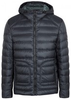Belstaff Fullerton Navy Quilted Shell Jacket