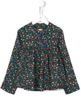 Maan - floral print blouse - kids - Viscose - 4 yrs