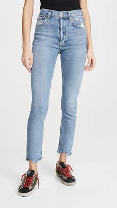 A Gold E AGOLDE Nico High Rise Jeans