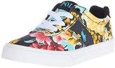 Polo Ralph Lauren Hanford Hawaiian Print BL Fashion Sneaker (Little Kid/Big Kid)